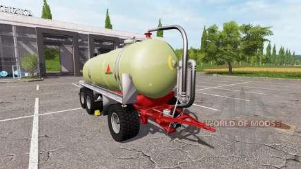 ANNABURGER HTS 24.27 v1.1 for Farming Simulator 2017
