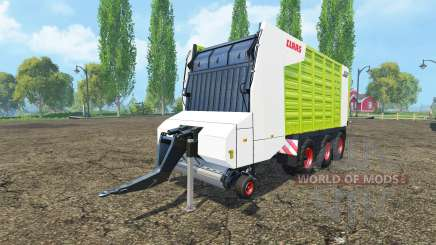 CLAAS Cargos 9500 v1.0 for Farming Simulator 2015