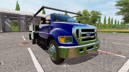 Ford F-650 for Farming Simulator 2017