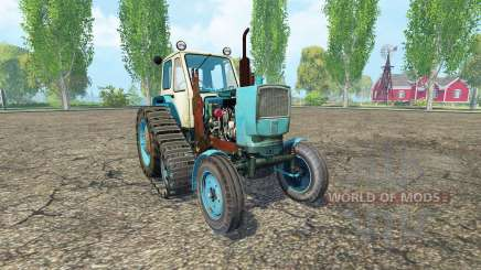 UMZ 6L half-track for Farming Simulator 2015