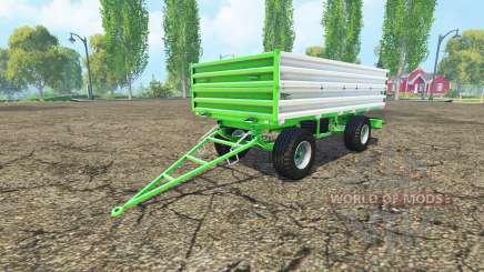Mega Metal 10T for Farming Simulator 2015