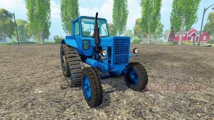MTZ 80L half-track for Farming Simulator 2015