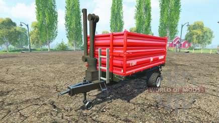 BRANTNER E 8041 v2.1 for Farming Simulator 2015