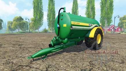 Major LGP 2050 v2.0 for Farming Simulator 2015