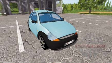 Ford Ka for Farming Simulator 2017