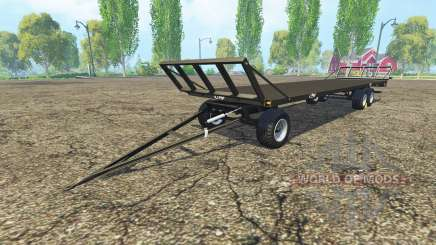 Fliegl DPW 180 v2.0 for Farming Simulator 2015