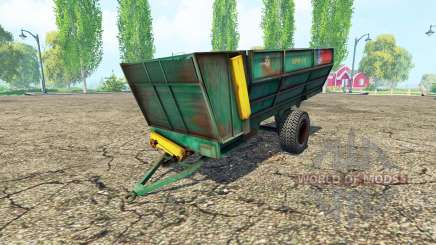 KRF 10 for Farming Simulator 2015