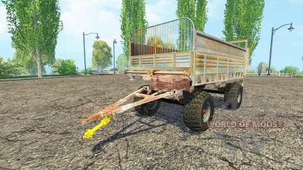 Fortschritt T087 for Farming Simulator 2015