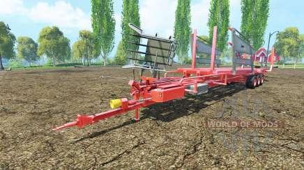 Arcusin AutoStack FS 32 for Farming Simulator 2015