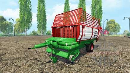 Steyr Hamster 8023 KS for Farming Simulator 2015