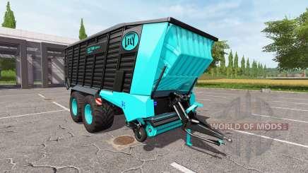 Lely Tigo XR 75 D v2.0 for Farming Simulator 2017