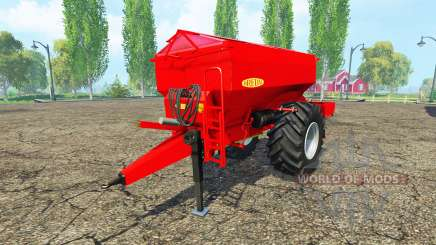 Bredal K105 for Farming Simulator 2015
