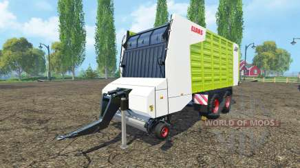 CLAAS Cargos 9500 2-axle for Farming Simulator 2015