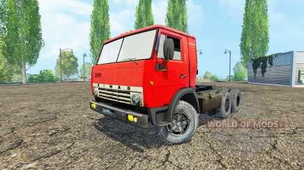 KamAZ 5410 for Farming Simulator 2015