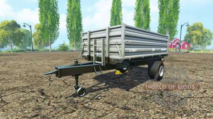 BRANTNER E 8041 manure v3.0 for Farming Simulator 2015