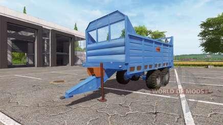 Fortschritt T-088 for Farming Simulator 2017