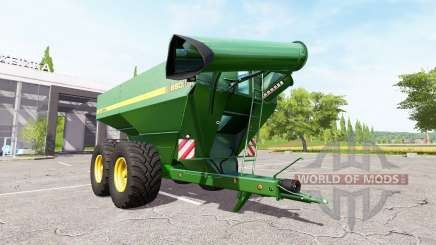 John Deere 650 for Farming Simulator 2017