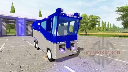 Rosenbauer Wasserwerfer 10000 (MP3) for Farming Simulator 2017
