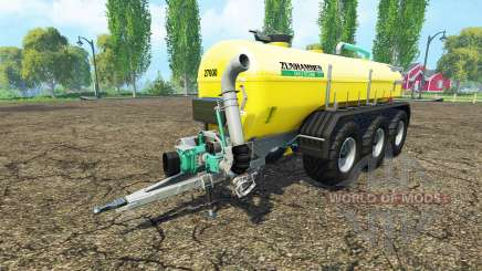 Zunhammer SK 27000 TR for Farming Simulator 2015