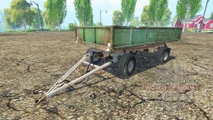 Autosan D46B for Farming Simulator 2015