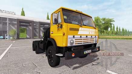 KamAZ 54101 for Farming Simulator 2017