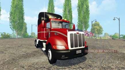 Peterbilt 386 for Farming Simulator 2015