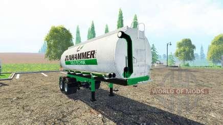Zunhammer BiTrem for Farming Simulator 2015