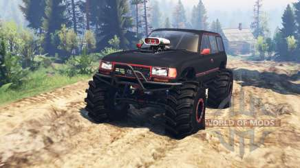 Toyota Land Cruiser 80 VX v2.0 for Spin Tires