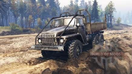Ural 4320 v7.0 for Spin Tires