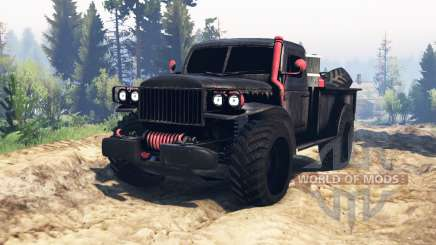 GTA V Bravado Duneloader v2.0 for Spin Tires
