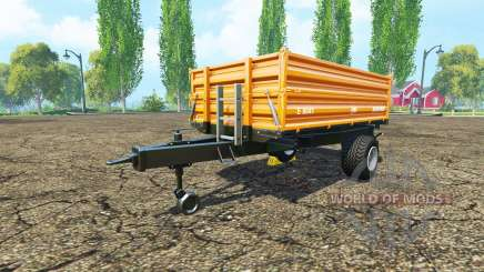 BRANTNER E 8041 manure for Farming Simulator 2015