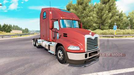 Mack Pinnacle v2.5 for American Truck Simulator