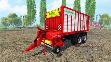 POTTINGER Jumbo 6010 for Farming Simulator 2015