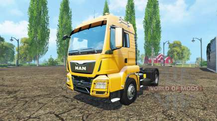 MAN TGS 18.440 for Farming Simulator 2015