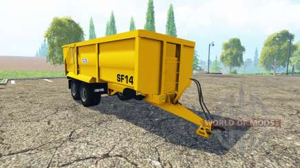 Richard Weston SF14 for Farming Simulator 2015