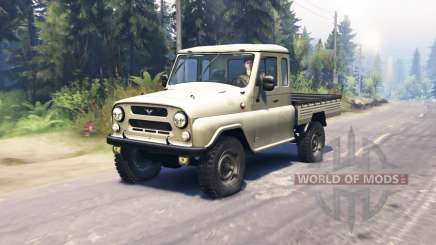 UAZ 2315 for Spin Tires