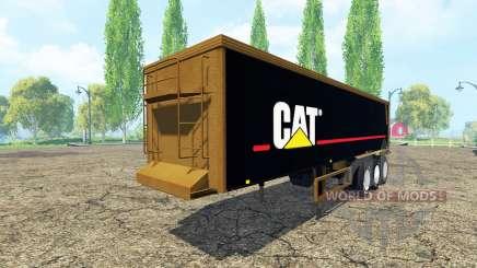 Semi-Caterpillar for Farming Simulator 2015