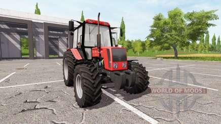Belarusian-826 v1.0.0.1 for Farming Simulator 2017
