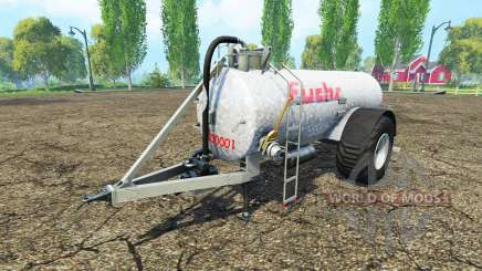Trailer Fuchs for Farming Simulator 2015