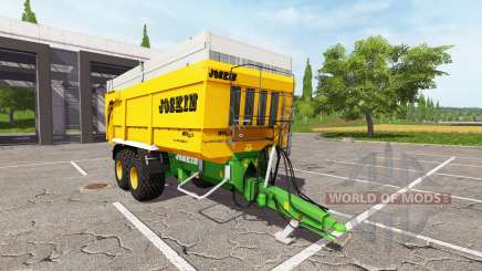 JOSKIN Trans-Space 7000-27 for Farming Simulator 2017