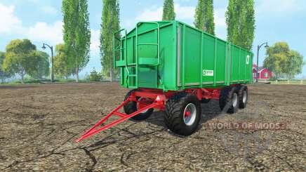 Kroger HKD 302 3-axis v1.3 for Farming Simulator 2015