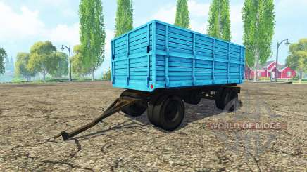 NefAZ 8560 for Farming Simulator 2015