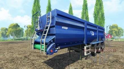 Krampe SB 30-60 for Farming Simulator 2015