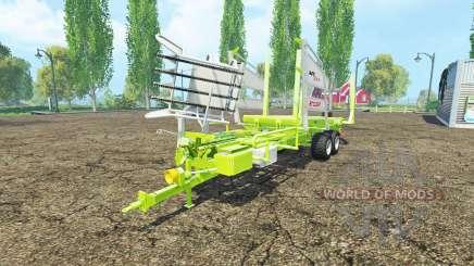 Arcusin AutoStack FS 63-72 v1.1 for Farming Simulator 2015
