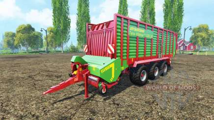 Strautmann Tera-Vitesse CFS 5201 DO for Farming Simulator 2015