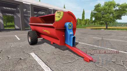 Marshall MS105 for Farming Simulator 2017