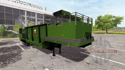 Separarately trailer for Farming Simulator 2017