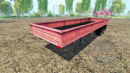NefAZ of 93 344 for Farming Simulator 2015