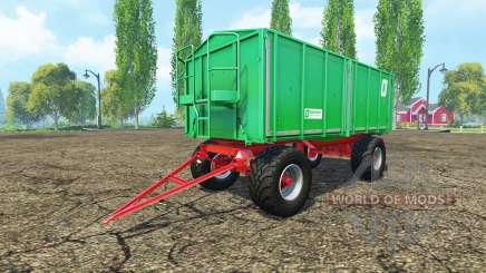 Kroger HKD 302 multifruit v1.1 for Farming Simulator 2015