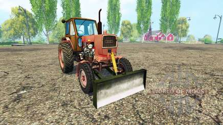 YUMZ 6 for Farming Simulator 2015
